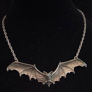 Jewelry - ALCHEMY GOTHIC BAT NECKLACE